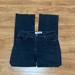 Faded glory bootcut stretch eased women 10 tall